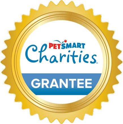 Petsmart Charities Grantee Badge