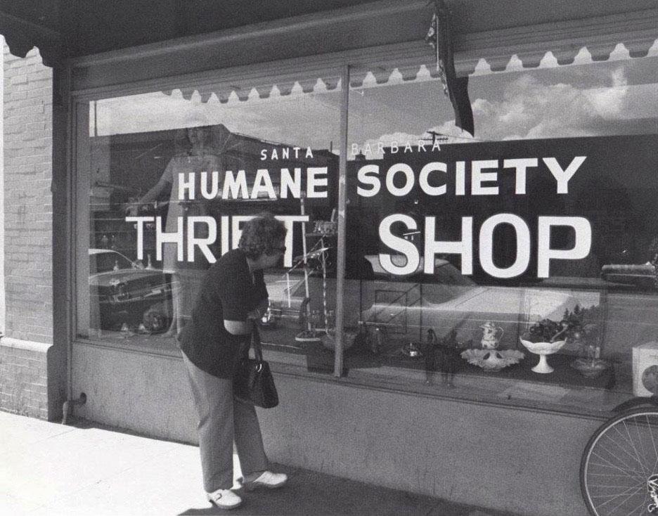 santa barbara humane society thrift shop